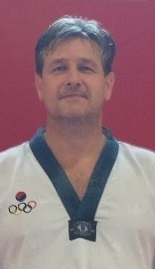Master Mark James - 5th Dan